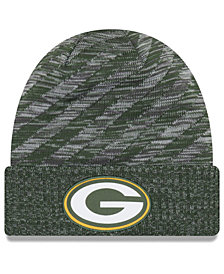 New Era Green Bay Packers Touch Down Knit Hat