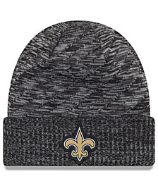 New Era New Orleans Saints Touch Down Knit Hat