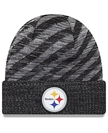 Pittsburgh Steelers Touch Down Knit Hat