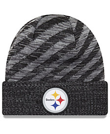 New Era Pittsburgh Steelers Touch Down Knit Hat