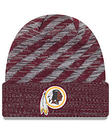 New Era Washington Redskins Touch Down Knit Hat