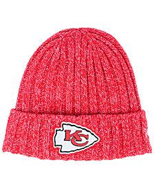 New Era Women's Kansas City Chiefs On Field Knit Hat