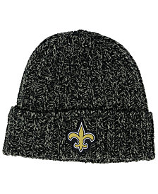 New Era Women's New Orleans Saints On Field Knit Hat