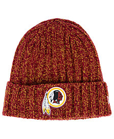 New Era Women's Washington Redskins On Field Knit Hat