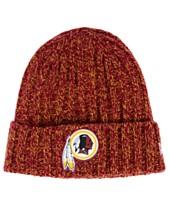 1ddd3bec New Era Women's Washington Redskins On Field Knit Hat
