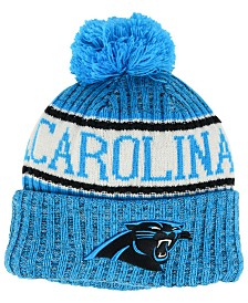 New Era Boys' Carolina Panthers Sport Knit Hat