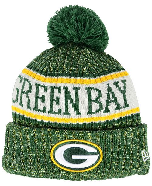 9f9fbc13d6c New Era Boys  Green Bay Packers Sport Knit Hat   Reviews - Sports ...