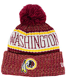 New Era Boys' Washington Redskins Sport Knit Hat