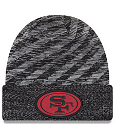 New Era San Francisco 49ers Touch Down Knit Hat