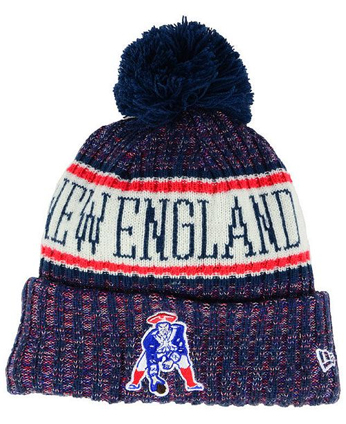 New Era Boys  New England Patriots Sport Knit Hat - Sports Fan Shop ... 31316cea4