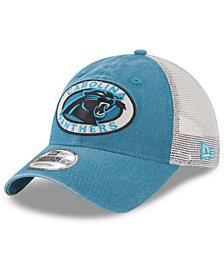New Era Carolina Panthers Patched Pride 9TWENTY Cap