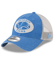 New Era Detroit Lions Patched Pride 9TWENTY Cap