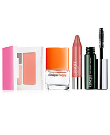 Choose your FREE makeup gift with $75 Clinique purchase!