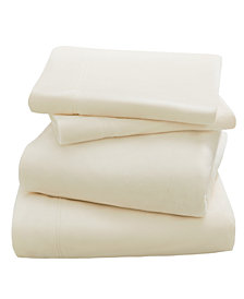 Peak Performance 3M Scotchgard Micro Fleece 4-PC King Sheet Set