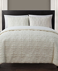 VCNY Home Iron Gate 7-Pc. Quilted Full Bed-in-a-Bag Set