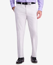 Kenneth Cole Reaction Men's Luxury Comfort Slim-Fit Dress Pants