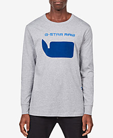 G-Star RAW Men's Logo Sweatshirt