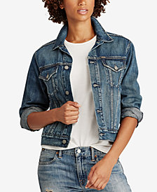 Polo Ralph Lauren Denim Trucker Jacket