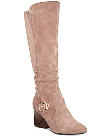 Lucca Lane Paris Block Heel Dress Boots