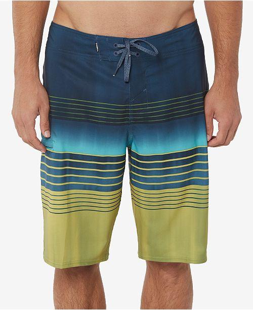624345e246 O'Neill Men's Hyperfreak Heist Swim Trunks - Swimwear - Men - Macy's