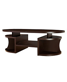 Chancelor Oval Coffee Table
