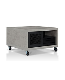 Erix Industrial Coffee Table