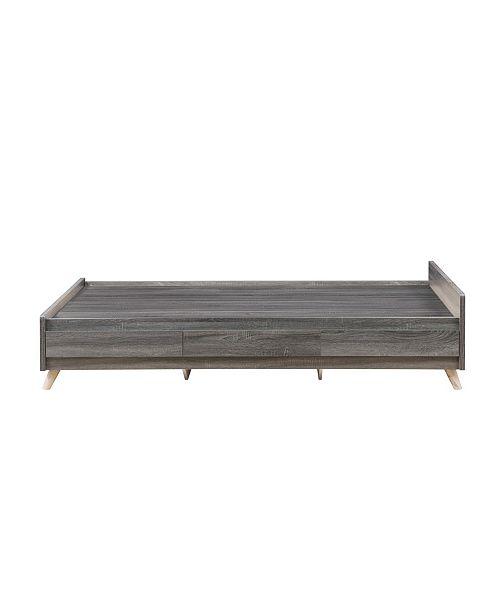 Furniture of America Martucci Modern Twin-Size Platform ...