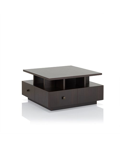 Furniture of America Murry Square Coffee Table