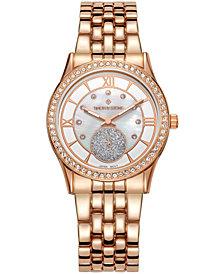 Women's 'Huston' Crystal Embellished Bracelet Watch