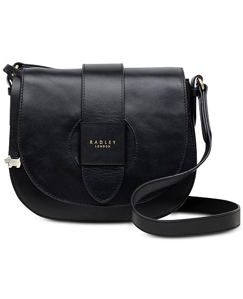 29aa9b32f98b Radley London Dumfries Flapover Leather Crossbody - Handbags ...
