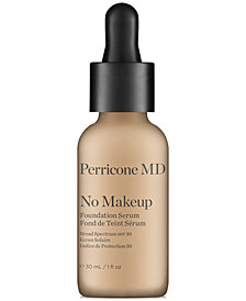 Perricone MD No Makeup Foundation Serum SPF 30, 1 fl. oz.