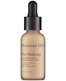 Perricone MD No Makeup Foundation Serum SPF 30, 1 fl. oz.