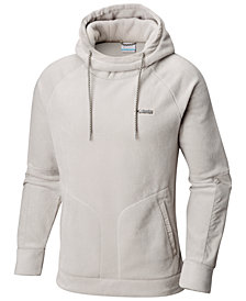 Columbia CSC Fleece Ribbed-Trim Hoodie
