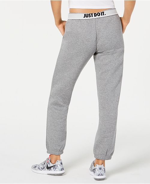 cac1482b4dec Nike Sportswear Rally Relaxed Fleece Pants   Reviews - Pants ...