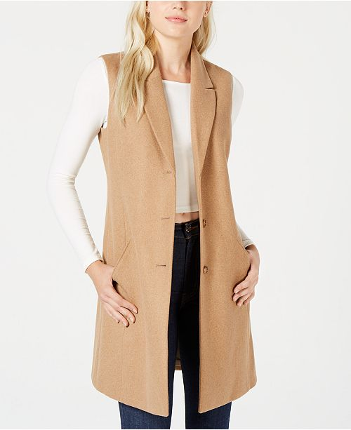 Maison Jules Gilet Vest, Created for Macy's