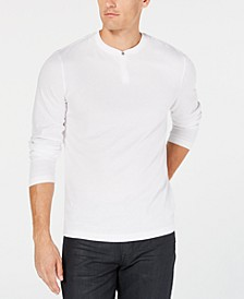 Men's Henley, Created for Macy's