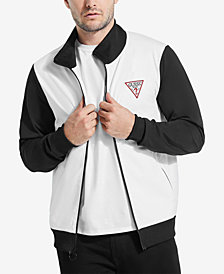 GUESS Originals Men's Keith Go Black Track Jacket