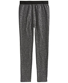Epic Threads Big Girls Metallic Sweater Leggings, Created for Macy's