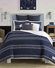Nautica Acton Comforter and Duvet Set Collection