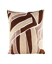 Brown Neutrals Pillow