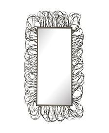 Scribble Frame Mirror