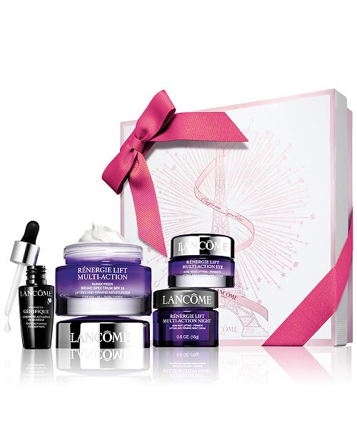 Lancome 4-Pc. Rénergie Lift Multi-Action Visibly Lifting, Firming & Tightening Regimen Set