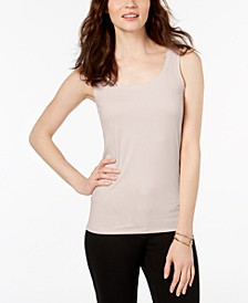 Scoop-Neck Basic Tank, Created for Macy's