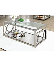 Beller Champagne Coffee Table