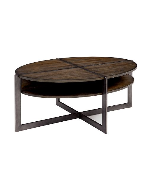 Furniture Of America Prontus Oval Coffee Table Reviews