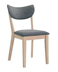 Chana Upholstered Side Chair (Set of 2)