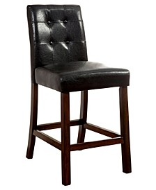 Phebe Upholstered Counter Stool (Set of 2)