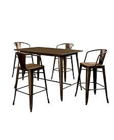 Mayfield 5-Piece Table Set