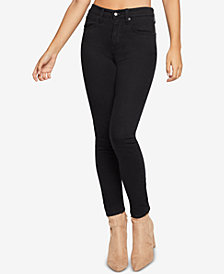 BCBGeneration Mid-Rise Skinny Jeans
