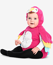 carters baby girl parrot halloween costume